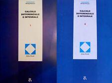 NIKOLAJ S. PISKUNOV CALCOLO DIFFERENZIALE E INTEGRALE 1, 2 EDITORI RIUNITI 2004