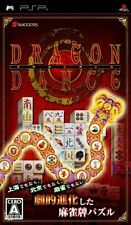 Used PSP Dragon Dance  SONY PLAYSTATION JAPAN IMPORT