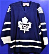 Toronto Maple Leafs Blue Airknit Nhl Jersey (Size Xl)