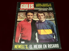 NEWELL´S OLD BOYS Champion 1970 RARE GOLES Magazine