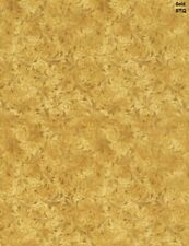 Filigree Echo Tonal cotton fabric BTY Timeless Treasures Gold