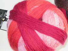 (11,95€/100g) Schoppel Zauberball 100 Superwash Merino Red to Go Farbe 2305