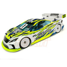 Bittydesign JP8 190mm Light Weight Clear Body 1:10 RC Touring Cars #BDTC-190JP8