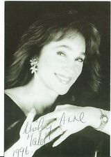 Shirley Anne Field Hand Signed Photograph  6 x 4 + COA
