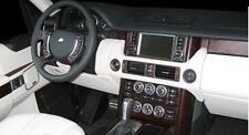 LAND RANGE ROVER MK III MK 3 INTERIOR BURL WOOD DASH TRIM KIT SET 2007 2008 2009