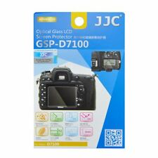 JJC GSP-D7100 Ultra-Thin Glass LCD Screen Cover Protector for Nikon D7100, D7200