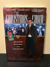 The Christmas Choir (DVD, 2009) Rhea Perlman NEW SEALED with slip cover