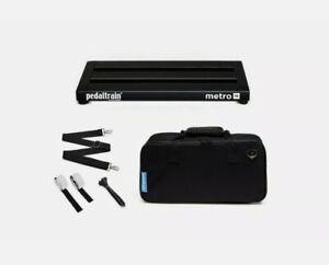 Pedaltrain Metro 16 Pedal Board With Soft Case PT-M16-SC