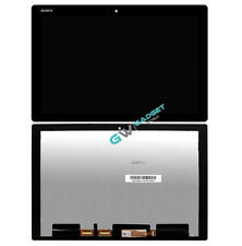 10.1 Sony Xperia Z4 Tablette SGP771 SGP712 Noir Affichage LCD Écran Tactile