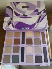 Tarte limited-edition Amazonian clay eyeshadow palette with brush, New/in box