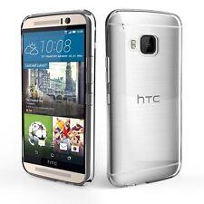Ultraslim Silikon Hülle Soft Case transparent Cover Schutz TPU für HTC One M9