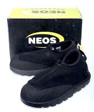 NIB NEOS Downtowner Black Waterproof Overshoes Rain Boots Shoes XL - 11.5 12 13