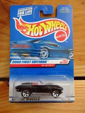 Hot Wheels First Editions Chevrolet Diecast Cars