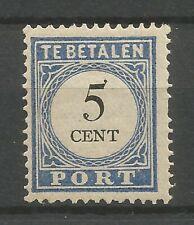 Nederland Port nummer 19a postfris, lees