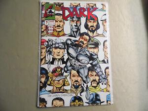 The Dark Volume 2 #7 (Continuum 1994) Rare / Free Domestic Shipping