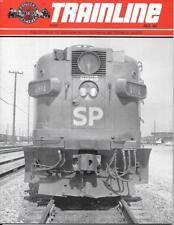 SP Trainline #40 Southern Pacific Rogue River Siskiyou Passenger Train Airhorns