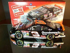 Dale Earnhardt #3 GM Goodwrench No Bull 76th Win Talladega 2000 Chevrolet MC