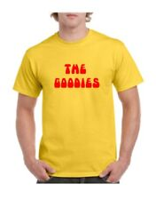 The Goodies 80s T Shirt 80's Retro Vintage UK Comedy TV DVD Sketch Mens (S-2XL)