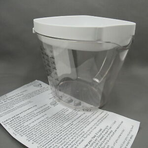 Pampered Chef Gravy Separator #1188 4 Cup Capacity