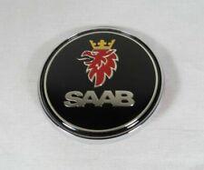 Black Rear View Side Mirror Rain Board Eyebrow Guard Sun Visor Car Accessories S (Fits: Saab)