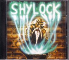 Shylock - S/T  RARE  (Bonfire, Jaded Heart, Fair Warning, Subway, Sargant Fury)