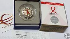 2 euro 2014 Fs proof BE PP FRANCIA france frankreich giornata AIDS SIDA Франция