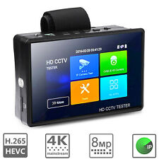 4 inch 5in1 touch screen camera tester 800*400 IPS Touch Screen