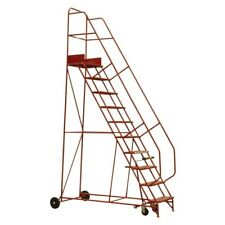 14 Thread 3.5 Metre Mobile Safety Steps Warehouse Steps KE14DM