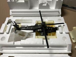 Armour Franklin Mint 1:48 Boeing AH64D Apache Longbow US Army B11A191