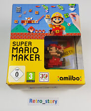 Nintendo Wii U Super Mario Maker NEUF / NEW PAL