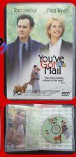 Dvd - You've Got Mail - Tom Hanks Meg Ryan - comedy drama romance