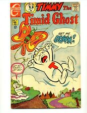 Timmy the Timid Ghost #11    Charlton 1969