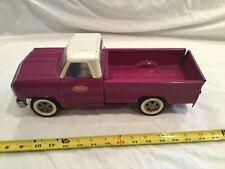 Vintage Tonka Pickup Truck Purple and Rare!