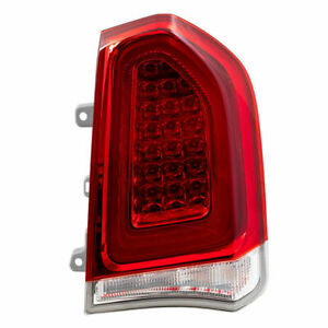 FOR CHRYSLER 300 2015 2016 2017 2018 2019 TAIL LAMP LED CHROME RIGHT PASSENGER
