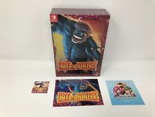 Bite the Bullet Collectors Edition (Switch) Strictly Limited Games NEW SEALED
