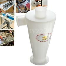 High Efficiency Cyclone Powder Dust Collector Filter For Vacuums Cleaner Plastic