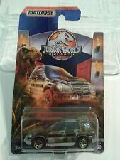Matchbox Jurassic World Legacy 97 Mercedes-Benz ML320 - 2017 New