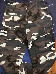 Pantaloni sportivi Ranger's Sport - Militare mimetici - Guerra simulata sport
