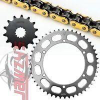 SunStar 520 XTG O-Ring Chain 14-42 T Sprocket Kit 43-5604 for Yamaha