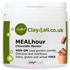 MEALhour (chocolate flavour) - Dairy and gluten-free meal shake