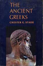Chester G STARR / The Ancient Greeks 1981
