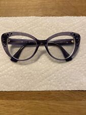 Versace Eyeglasses Purple