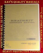 Heathkit Sb-221 2kw HF Amplifier 80 Thru 10 Black Beauty W/mods