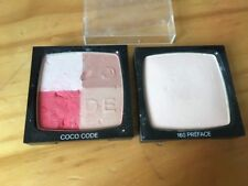 Chanel Coco Code Blush Harmony & 160 Preface Powder Make up *READ DETAILS*