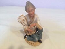 Old Japan Lady Vintage Figurine Marco Fine China
