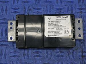 2013 INFINITI M37 OEM TELEMATICS COMMUNICATION CONTROL MODULE UNIT 283B03JA1A