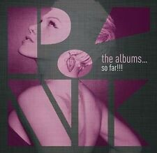 CD de musique pop sur coffret avec compilation