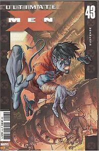 COMICS : ULTIMATE X-MEN # 43 - suspense