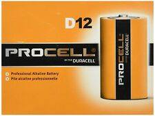 Duracell Procell D Pc1300 1.5V 12Ah Alkaline Battery - 12 Pieces