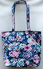 Vera Bradley Iconic Tote Bag in Garden Grove. Handbag Tote Shoulder bag.  NWT